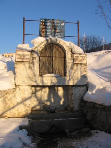 Izvorul turistic al Mureșului